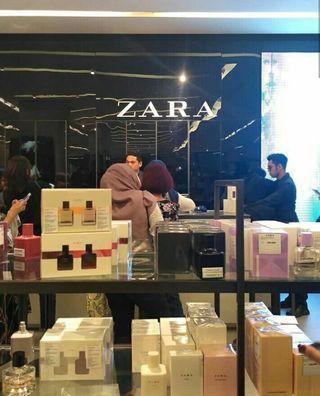 Jastip Zara Parfume