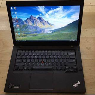 ThinkPad T450  I5-5200u Excellent Condition
