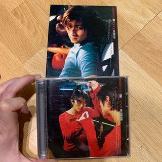 謝霆鋒 謝謝你的愛1999 CD/VCD