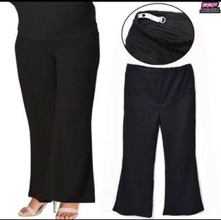 🚚 Black Maternity Pants
