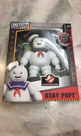 GhostBusters • Metals Die Cast - Stay Puft