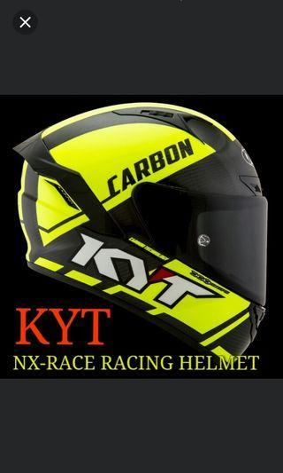KYT NX-RACE RACING HELMET