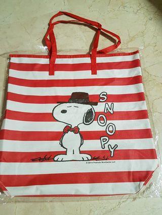 🚚 💟BNIB Snoopy Tote/shoulder Bag (inspired)