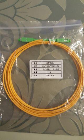 FIBER Optic Cable 3M