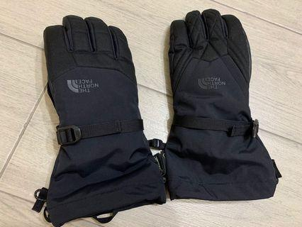 <NEW> The North Face GoreTex Gloves 滑雪手套 Size M/L
