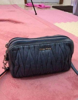 (SALE @ $250 ONLY FOR FAST DEAL) Authentic Miu Miu Bag