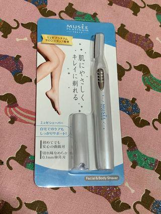 電動剃刀 Facial & Body Electronic Shaver