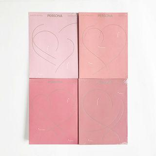 Ready Stock! ALBUM BARU BTS Maps of the soul: Persona SEALED + poster