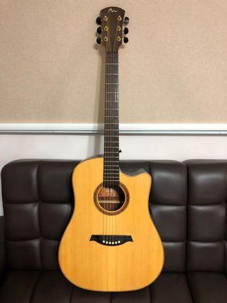 Morris Electro-Acoustic Guitar