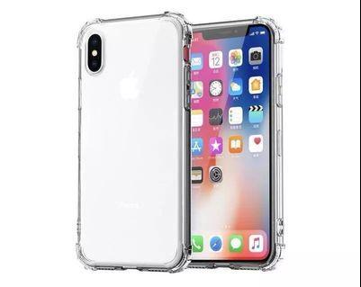🚚 (現貨/預購)Iphone透明空壓殼 #半價居家拍賣會