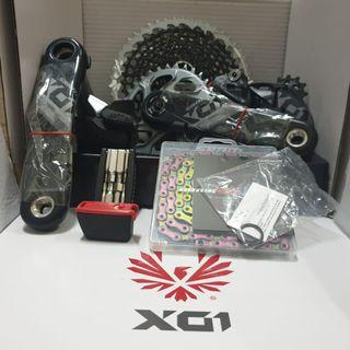 SRAM X01 Eagle AXS Wireless Drivetrain