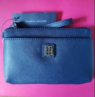 Authentic Tommy Hilfiger Wristlet Pouch