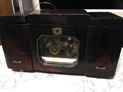 1960年日本出產音樂盒