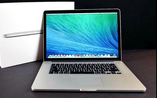 Retina MacBook Pro 15 inch