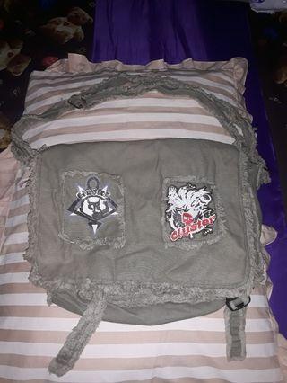 Messenger bag cluster original jual rugi