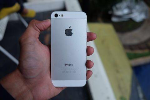 iPhone 5 64GB White Mantab