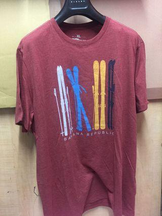 🚚 美國🇺🇸BANANA REPUBLIC t-shirt