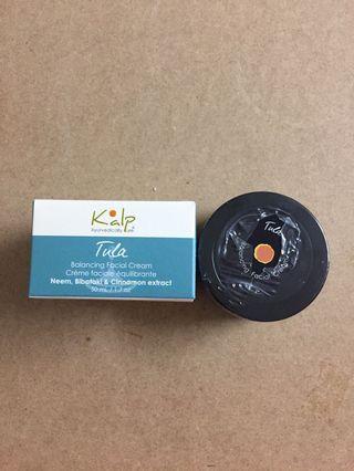 NEW! Kale balancing facial cream