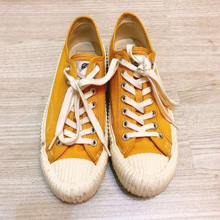 Escelsior 餅乾鞋 芥末黃