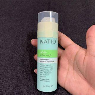 Natio Night Repair Moisture Treatment
