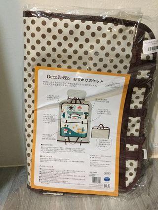 日本Decole推車置物/手提兩用袋