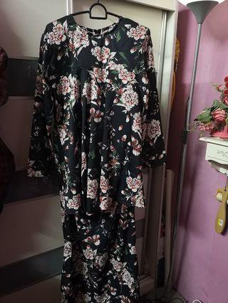 Peplum / Baju Kurung Peplum / Baju Muslimah / Baju Kurung Malaysia / Baju Kurung Moden