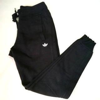 Adidas Unisex Black Jogger Pants
