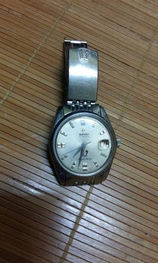 Jam Rado watch - manual