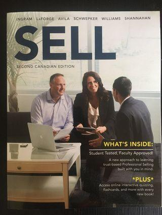 SELL Marketing Textbook for MKT 504