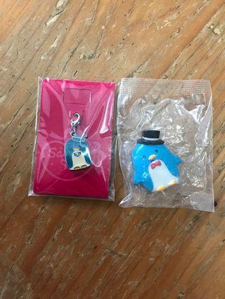 全新Sanrio Sam 企鵝產品二件(包平郵)