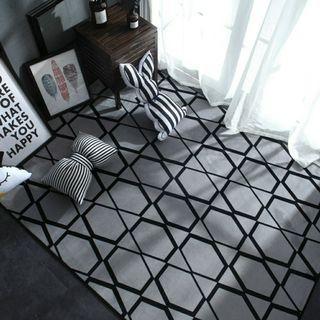 Geometric Carpet Rug