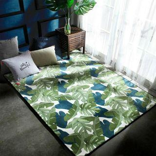 Tropical design Carpet