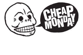 🚚 徵收 Cheap Monday 各式男性衣物