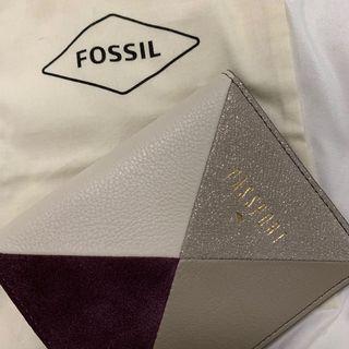 Fossil RFID Passport Case Holder/Wallet