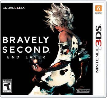 3DS Bravely Second