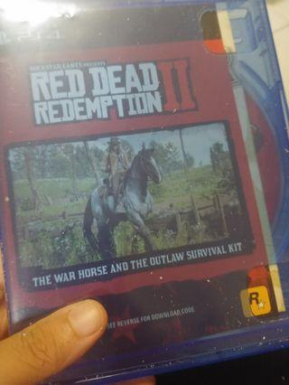 (NO BOX DISPLAY)Red Dead Redemption 2 PS4