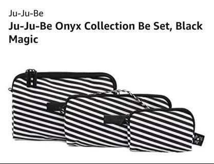Jujube Be Set - Onyx Black Magic (BNIB)