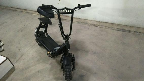 Mini harley scooter