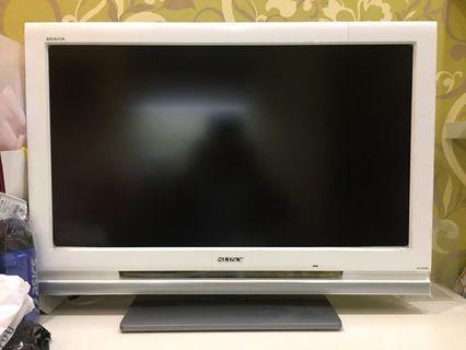"""White Sony Bravia 32"""" (KLV-32V400A)"""