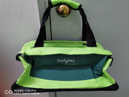 Nutrilite sport or gym bag