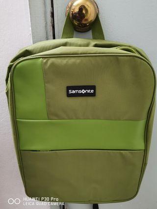 Samsonite back pack