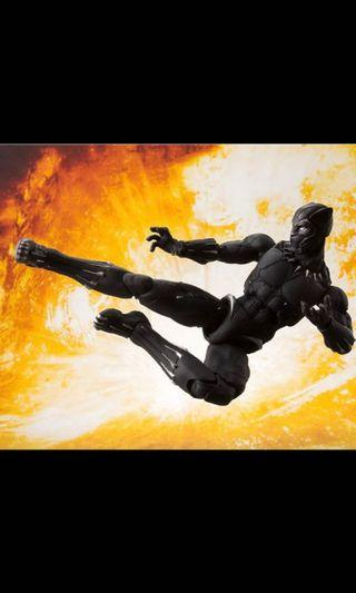 SHF black panther (infinity wars)