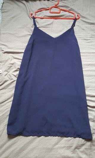 🚚 CO navy dress