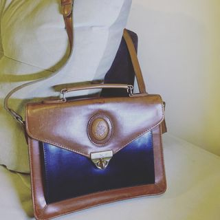 789f900c670 Polo By Ralph Lauren Vintage 2 way Cross-Body Bag
