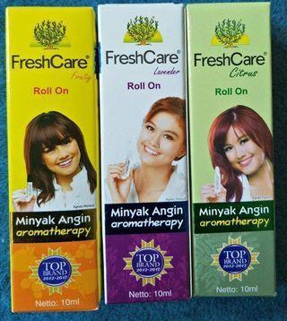 Fresh care-minyak angin aromatherapy