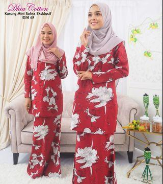 Kurung Mini Cotton