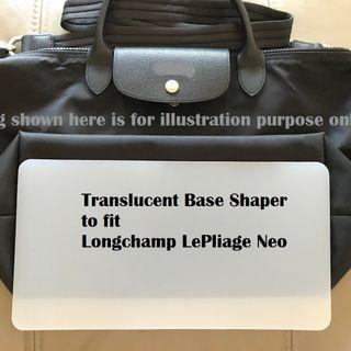Base Shaper for LongChamp Neo 1512, 1515 Neo Range of bags