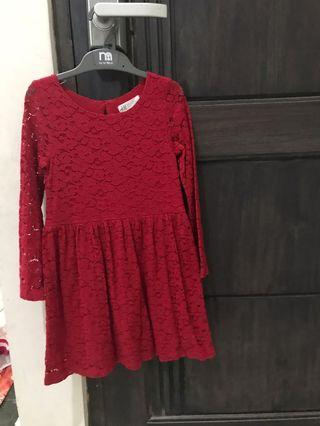 Drees red