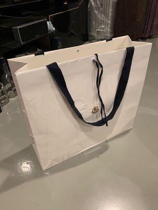Moncler包裝提袋