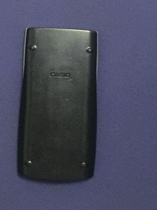 Casio fx-50fh i 計數機